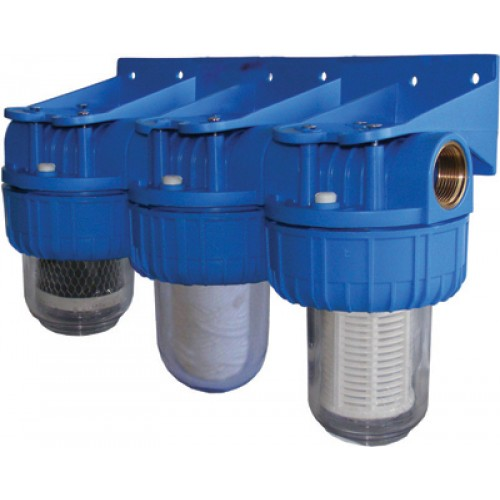 "Water systems Triplex 5 ""x 3/4"""